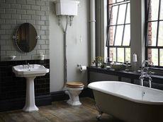 Как да създадем баня в стил Art Deco