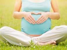 Красива и спокойна бременност без стрии