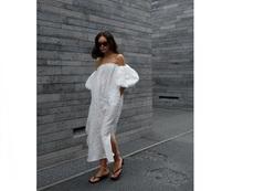 Лятна мода в бяло