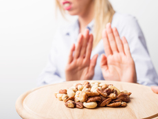 Как да разпознаем алергията към ядки