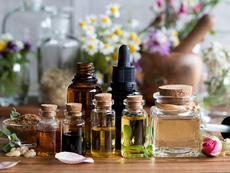 Етерични масла при артрит