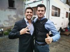 Иво Аръков и турската звезда Къванч Татлъту са врагове в нов сериал