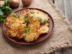 Германски картофени палачинки