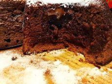 Класическо шоколадово суфле
