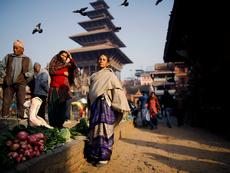 Знаете ли, че Непал е единствената държава, чийто флаг не е правоъгълен?