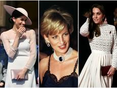 Триковете за красота на Меган Маркъл, Кейт Мидълтън и принцеса Даяна