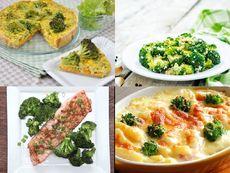 10 рецепти с броколи