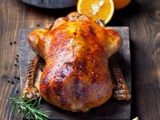 Печена патица с портокали и сос грейви за Коледа