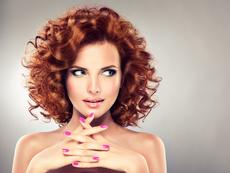 Как да накъдрим косата без да я увредим? (галерия)