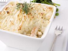 Солен пай с риба и картофи