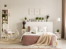 Провансалски стил в дома или вилата