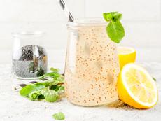 3-дневен детокс с вода с чия и лимон