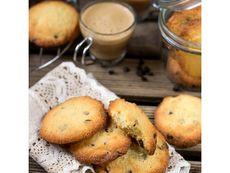 Маслени бисквити с шоколадови парченца