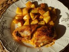 Видео рецепта: Пилешки ролца с топено сирене и розе
