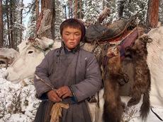 Монголия – земя на последния народ на елените (галерия)
