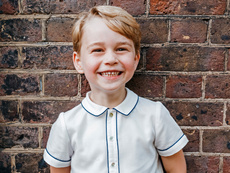 Принц Джордж навърши 5 години