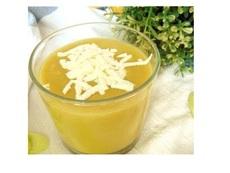 Крем супа от праз лук