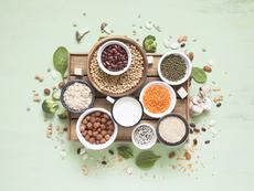 Полезни растителни алтернативи на протеините (галерия)