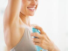 Митове за дезодорантите и антиперспирантите