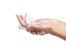 Как да си направите домашни мокри кърпички?