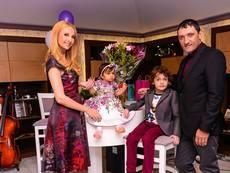 Мисис България  Йордана Димитрова отпразнува първи рожден ден на дъщеричката си