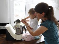 Домашен кулинарен курс учи децата на здравословно хранене