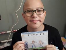 Да помогнем на Алекс да пребори левкемията