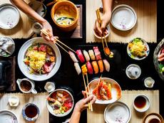5 ползи от консумацията на суши