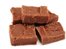 Лесен шоколадов фъдж с ванилия