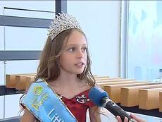 9-годишната Бриана от Варна е най-красивото момиче на планетата