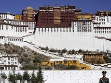 Дворецът Потала – Палатът на Далай Лама (галерия)