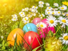 Великден е, Христос воскресе!