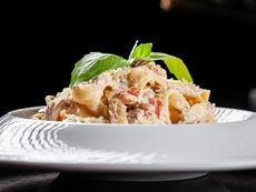 Кремава паста с риба тон