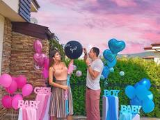 Алекс Богданска и Дани Петканов разкриха пола на бебето си