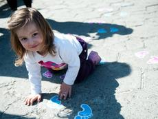 Откриваме първата статуя на майчинството в София