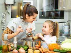 7 трика, с които да накарате децата да се хранят здравословно