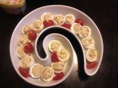 Фаршировани яйца