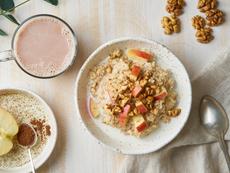 Полезни храни за закуска и за добро храносмилане