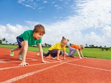 Състезания по лека атлетика за деца от 6 до 16 години