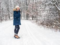Защо зимните снежни дни са полезни за здравето ви