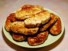 Печени кюфтенца с магданоз