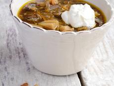 Гъбена супа с паста
