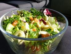 6 лесни есенни салати
