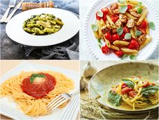 11 вкусни рецепти за италианска паста