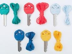 Лесен начин да направите ключовете разпознаваеми