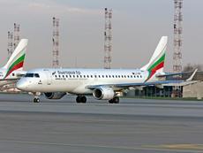 """""""България Ер"""" пуска специални полети от Бургас към София от април"""