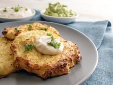 Картофено рьощи със сирене Грюер