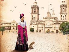 Несломимата художничка на Мексико