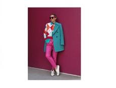 Модни идеи с красиви десени