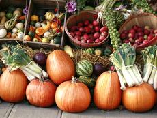 Най-полезните есенни суперхрани (галерия)